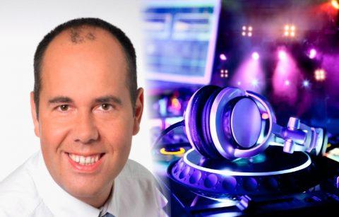 DJ Christoph Siegrist